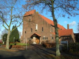 Heilige Moedergodskerk te Effen