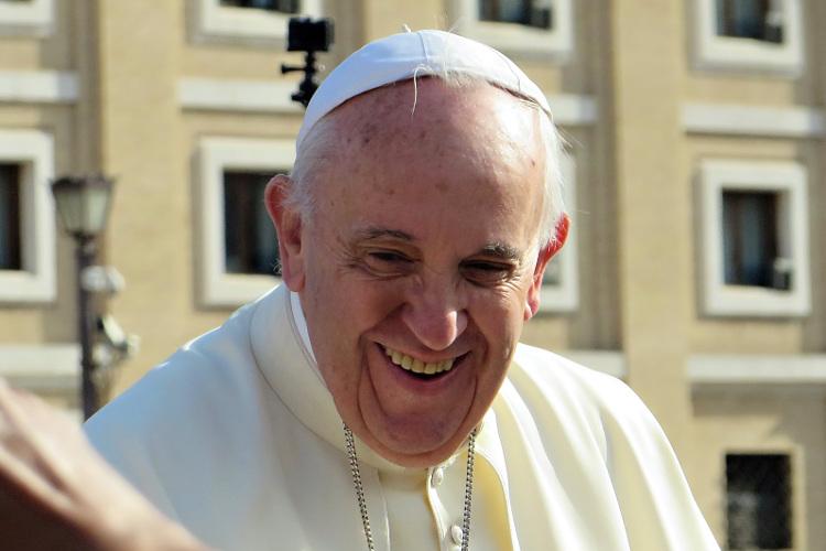 PAUS FRANCISCUS: 'HEB DE MOED AAN GOD TE ZEGGEN: MAAR WAAROM …?'